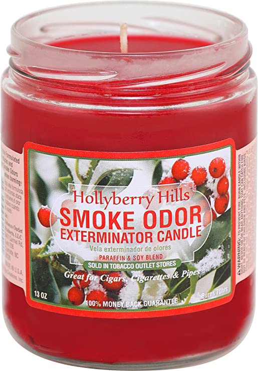 Smoke Odor Exterminator Vela exterminadora de Olor a Humo en ...