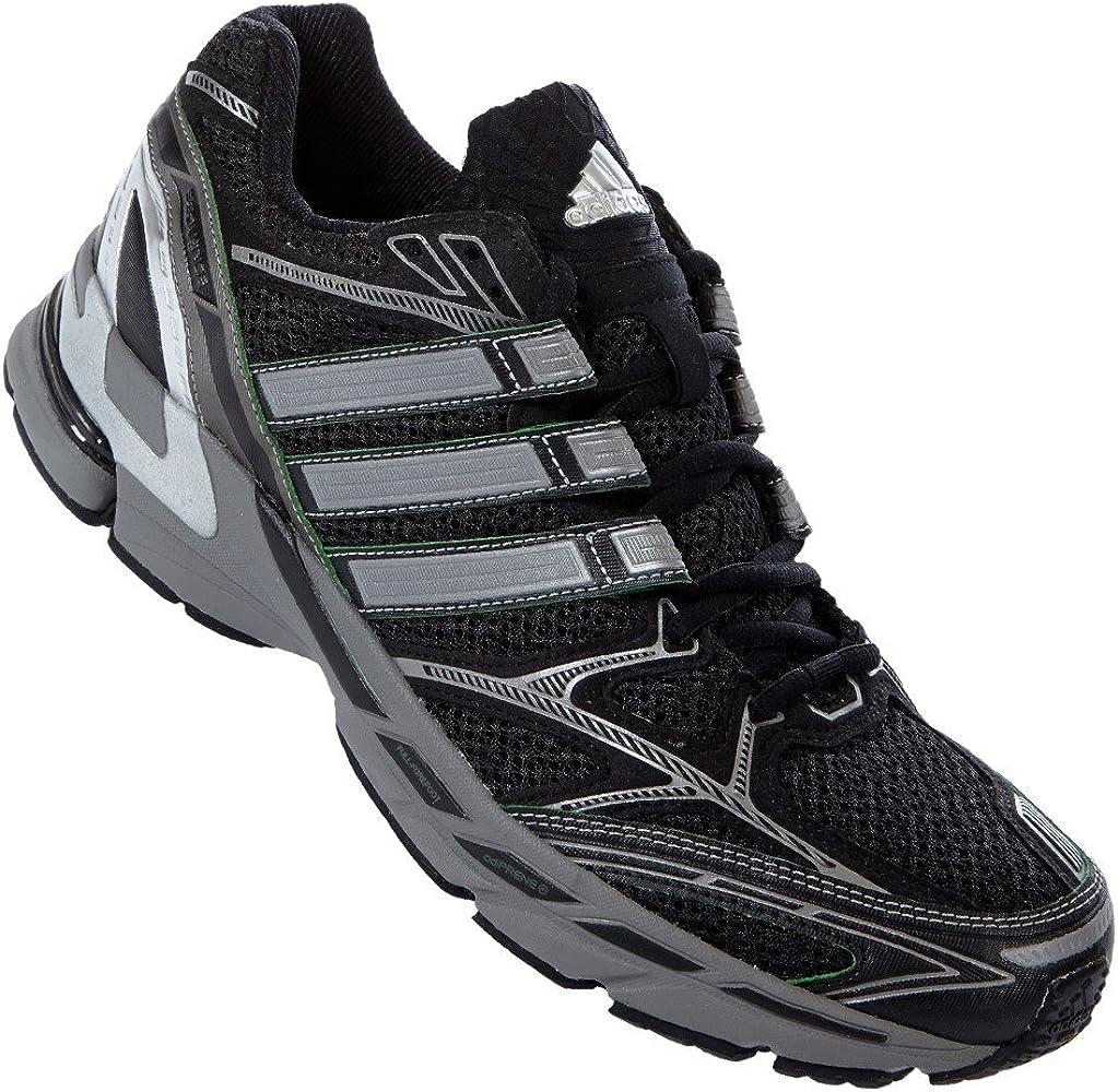 Adidas - Supernova sequence 3 zapatilla/zapato para hombre estilo con cordones, talla 19 uk, color negro: Amazon.es: Zapatos y complementos