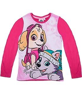 3344894228 Paw Patrol Paw Patrol Kapuzen-Sweatshirt Skye & Everest, pink, Gr ...