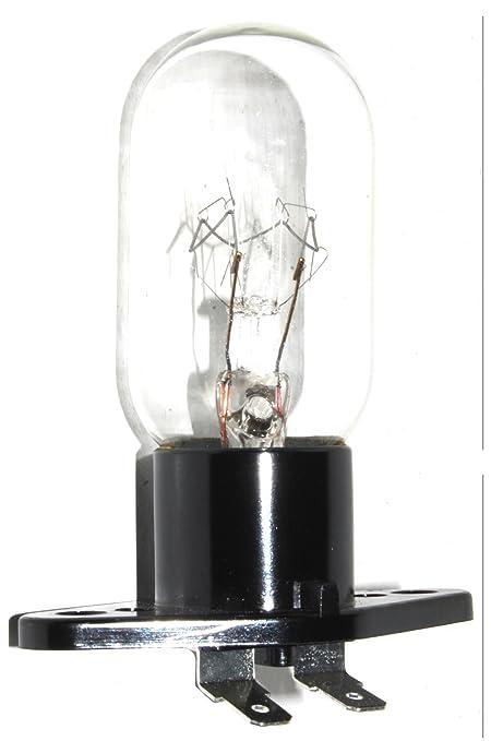 bombilla de horno microondas con lámpara, fija, T170, base, Bent ...