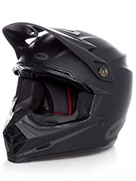 Bell Cascos Moto 9 MIPS, color negro mate, ...