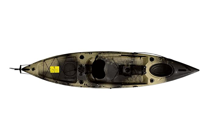 Riot Kayaks Escape 12 Angler fishing Kayak