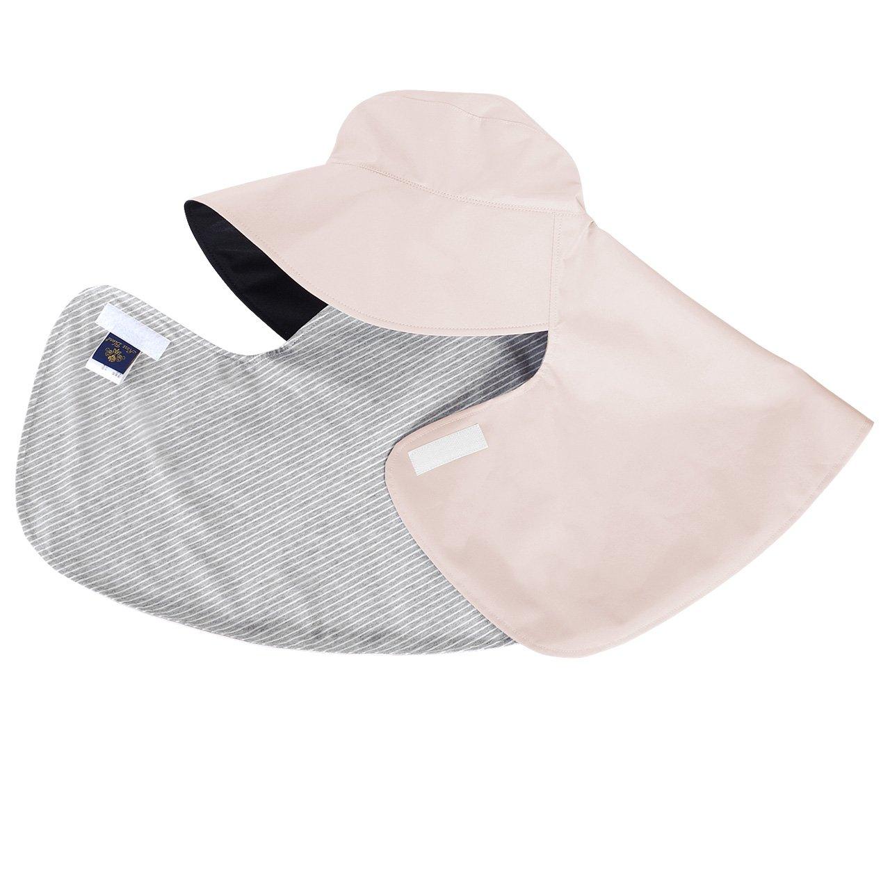Rose Blanc(ロサブラン) 100%完全遮光 帽子 フルハット B01EUORURM PINK(ピンク) PINK(ピンク)