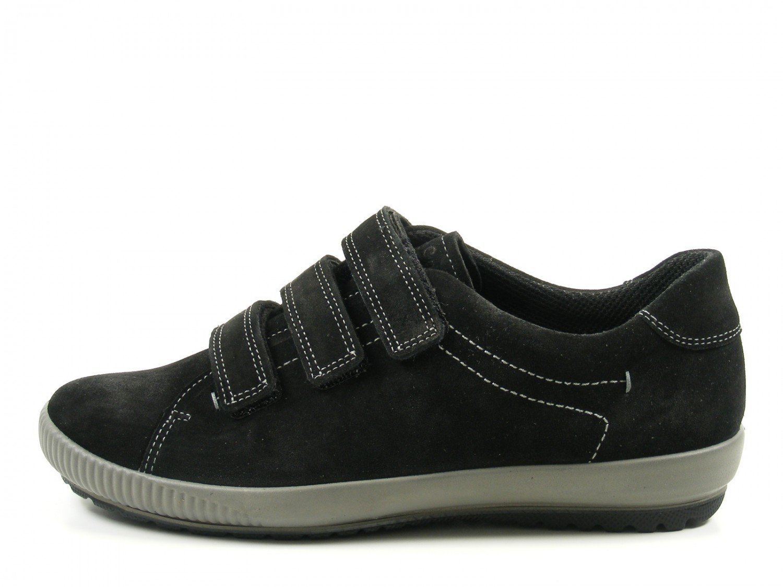 Legero Tanaro, Zapatillas para Mujer 41.5 EU|Schwarz
