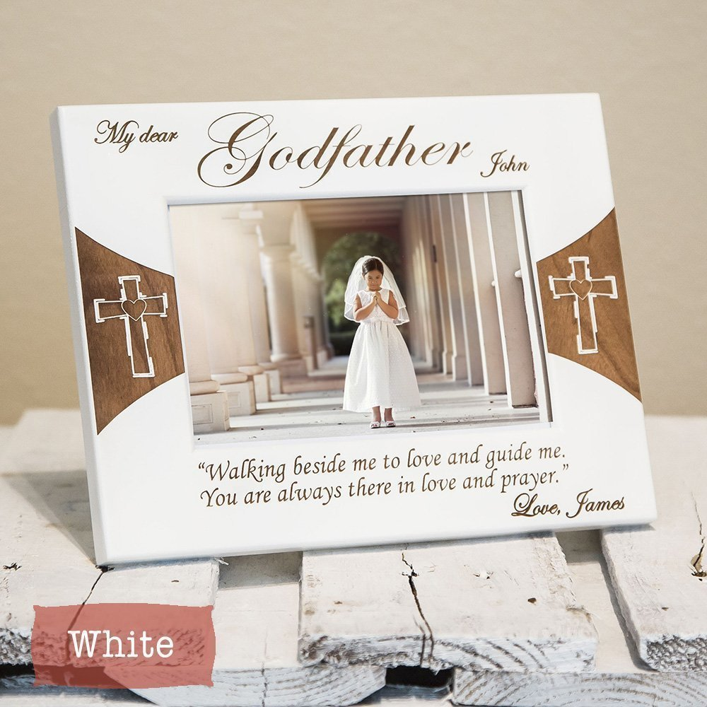 Amazon.com: Godfather Frame - Personalized Godfather Gifts ...