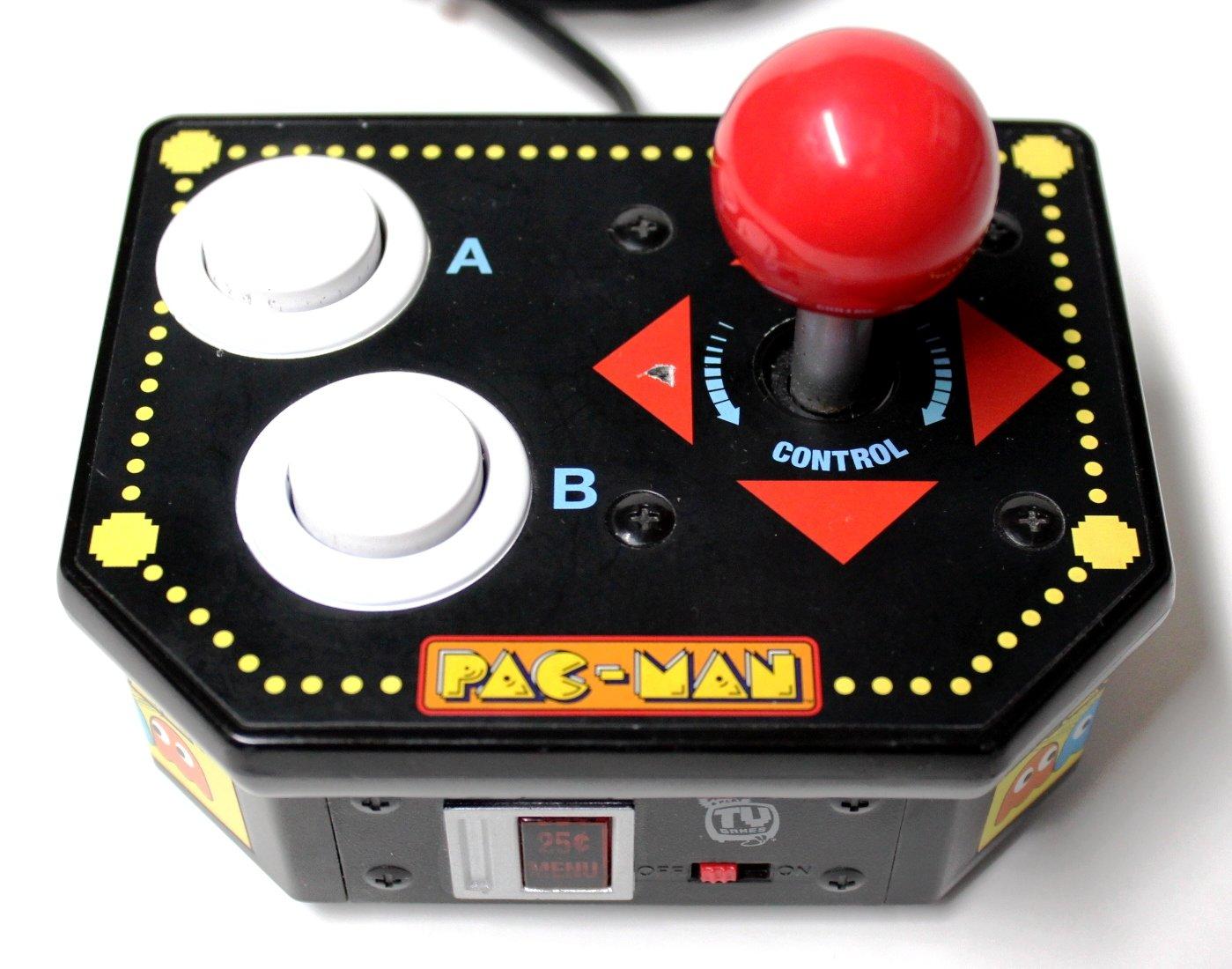 Retro Arcade Pac Man TV Game Jakks 03563