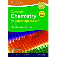 Complete Chemistry for Cambridge IGCSE. 3rd Edition. Revised