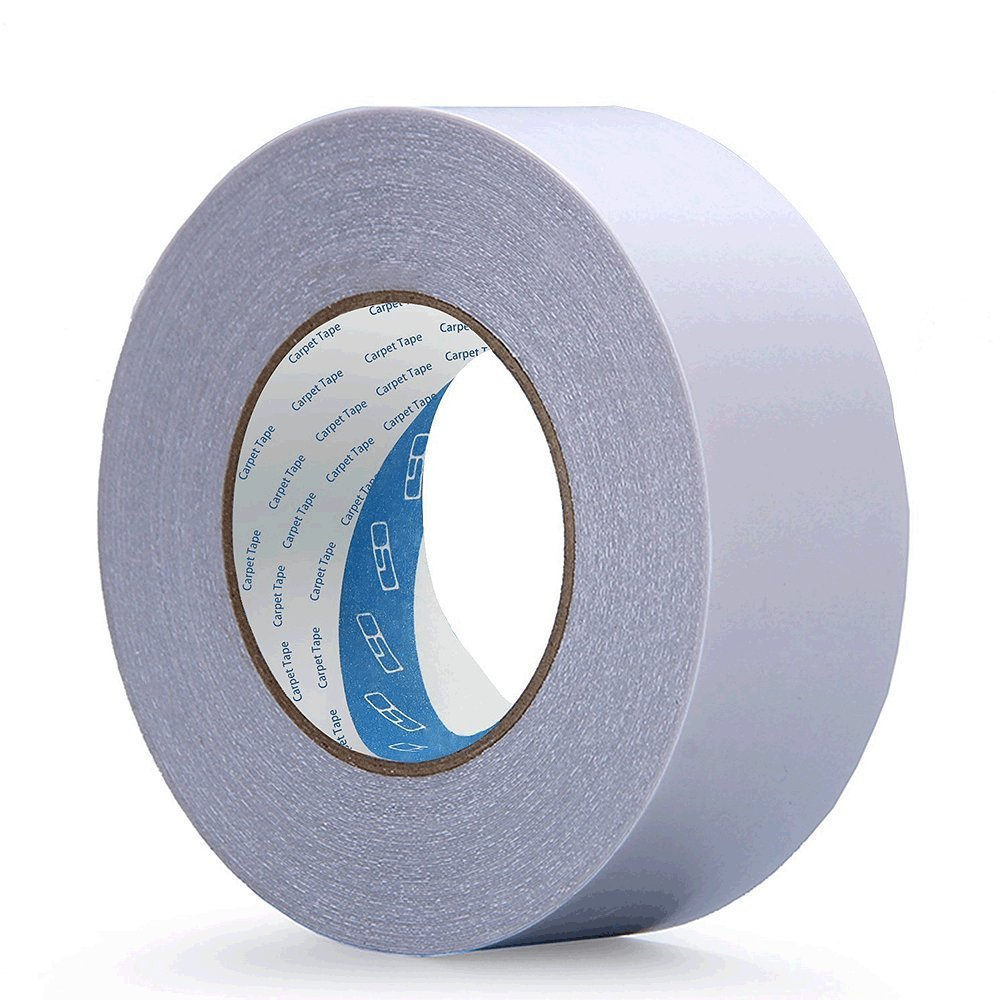 Indoor Rug / Carpet Tape Double Sided - Extra Thick - Heavy Duty