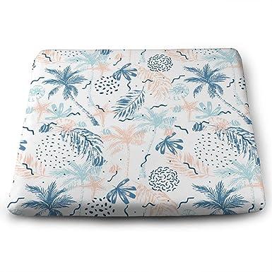 Amazon Com Koucas Seat Cushion For Office Chair Indoor Outdoor