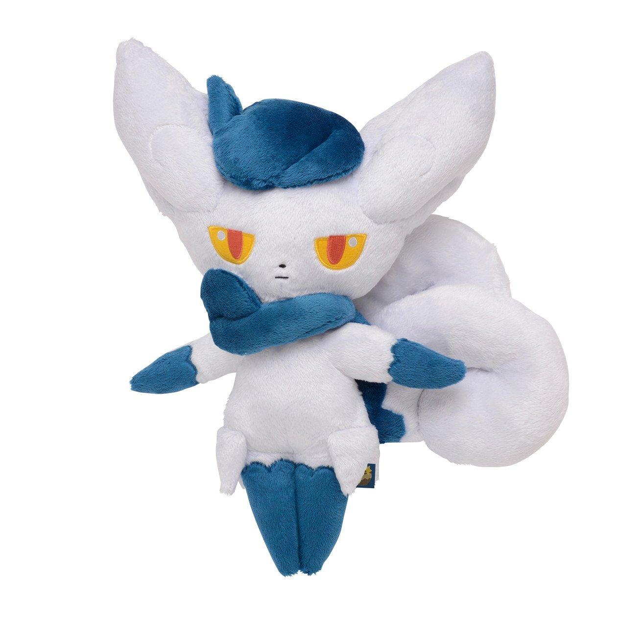 Pokemon-Center Plüschtier BIG Originalgröße Nha Onyx (Weibliche Figur)Nyasupa GESUCHT
