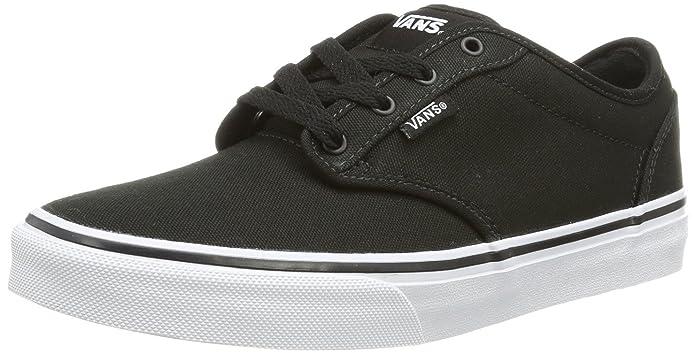 Vans Atwood Unisex-Kinder Sneakers Schwarz