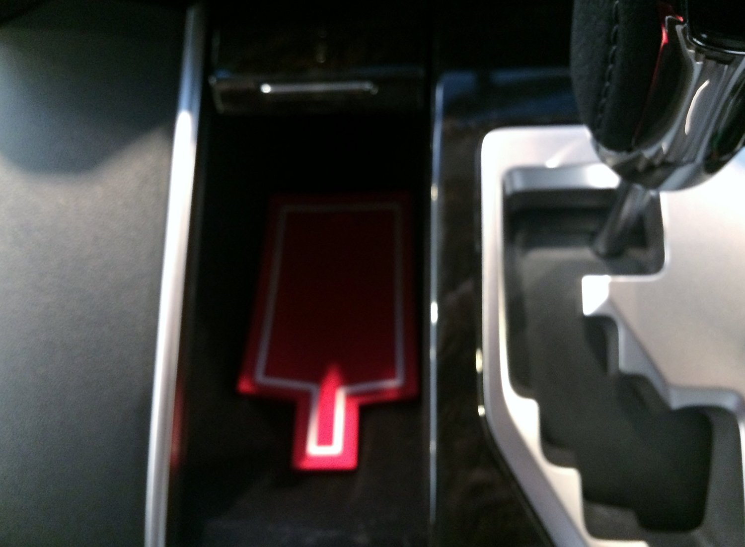 KINMEI Toyota 30 series Alphard ALPHARD RED large high-grade console box car specially designed interior door pocket mat drink holder anti-slip rubber non-slip storage space protection TOYOTAph-a