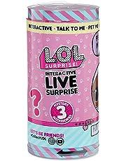 L.O.L. Surprise! Interactive Live Surprise Pet with Realistic Sounds