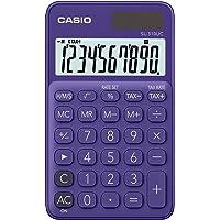 Casio SL-310UC-PL Taschenrechner, 10-stellig, in zehn Farbvarianten