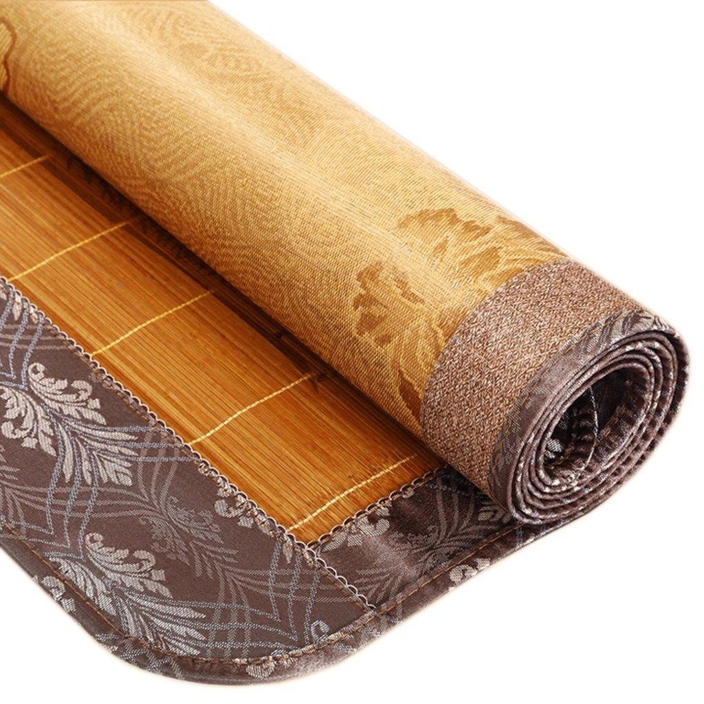 Ren Chang Jia Shi Pin Firm Bamboo mat bamboo cushion mat folding mat sofa cushion summer mat family dormitory mat tatami hotel mat soft comfortable mat mattress yoga mat