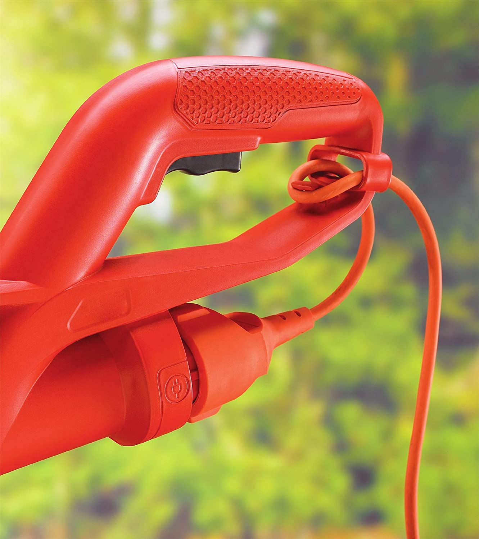 SutMsh Recortabordes El/éctrico Cortabordes,250 W Ancho de Corte 23cm