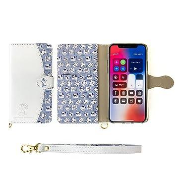 971b6d8d86 iPhone Xs ケース 手帳型 iPhone X かわいい マグネット ストラップ付きケース おしゃれ人気 カード収納