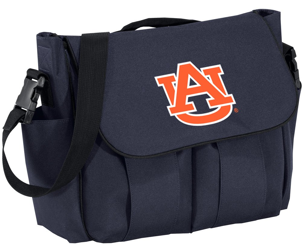 Auburn University Diaper Bags Auburn Baby Shower Gift for DAD or MOM! Broad Bay