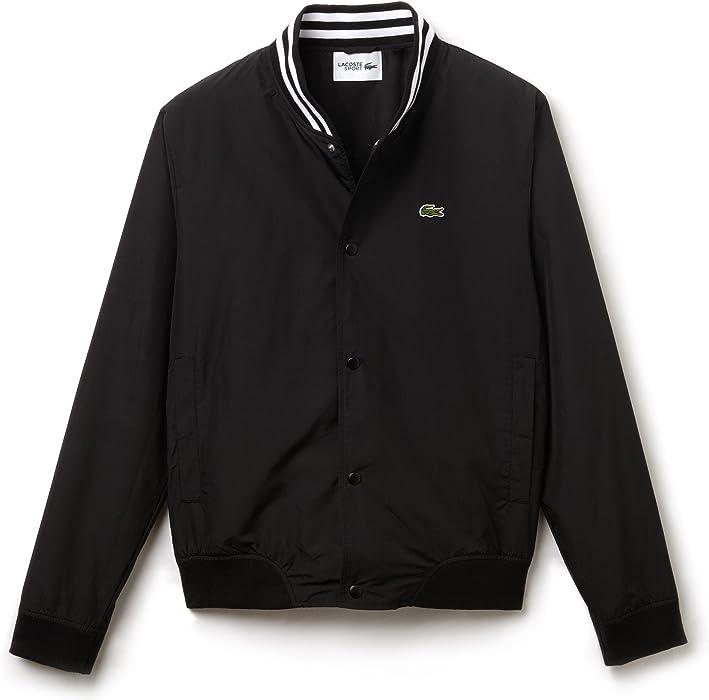 b584e6064b Blouson Teddy Lacoste Sport BH5781 - T50: Amazon.fr: Vêtements et ...