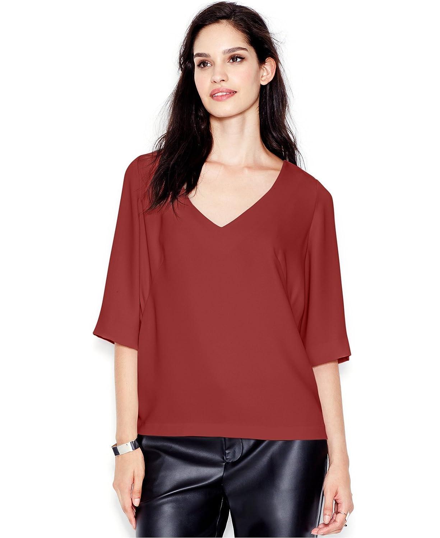 Rachel Rachel Roy V-Neck Pullover Top