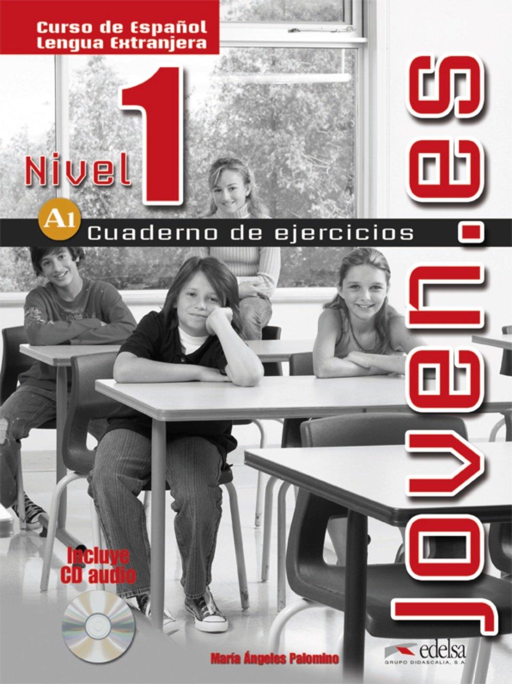 Read Online Joven.es 1. Libro de ejercicios + CD (Spanish Edition) PDF