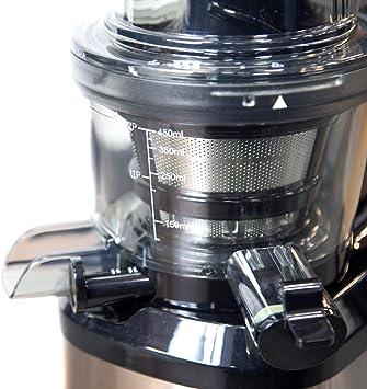 Midea Extractor y licuadora Slow Juicer Certificado BPA Free ...