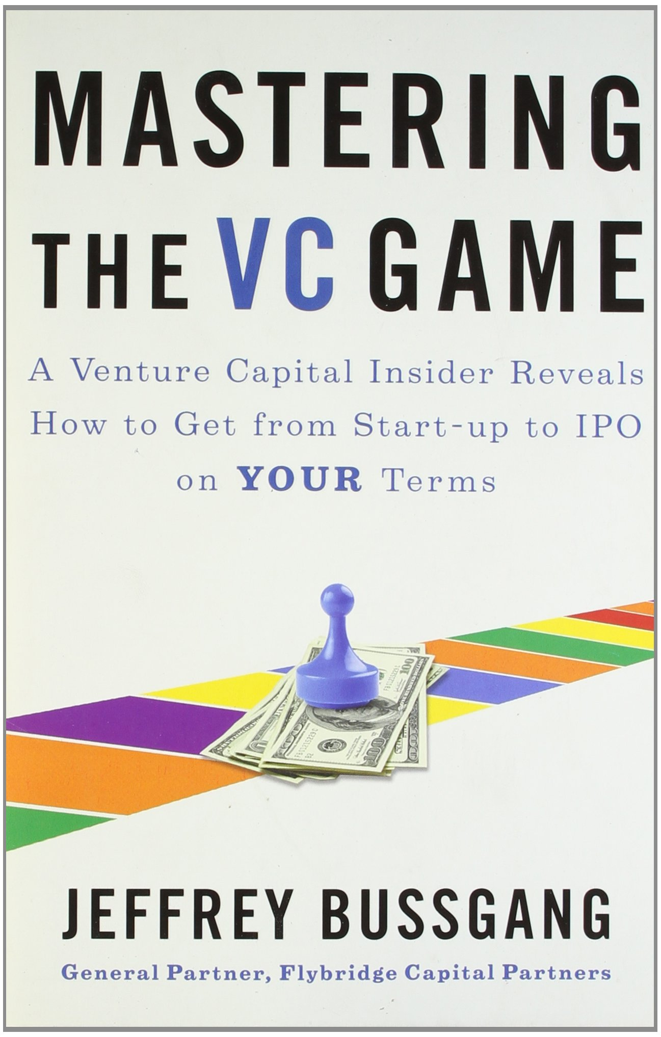 Mastering VC Game Venture Start up