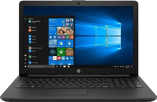 HP 15 db1069AU 15.6-inch Laptop (3rd Gen Ryzen 3 3200U/4GB/1TB HDD/Windows 10/Radeon Vega 3 Graphics), Jet Black