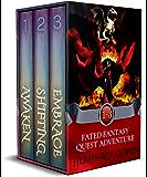 Firemancer Collection (Fated Fantasy Adventure Books 1-3) (Fated Saga Box Set Book 1)