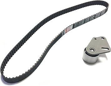 Ranger // 2.3L // SOHC // L4 // 8V // 140cid 2295cc DNJ TBK447 Timing Belt Kit for 1992-1994 // Ford Mazda // B2300