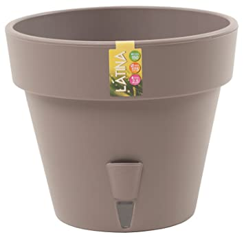 Amazon Com Santino Self Watering Planter Latina 6 9 Inch Shade