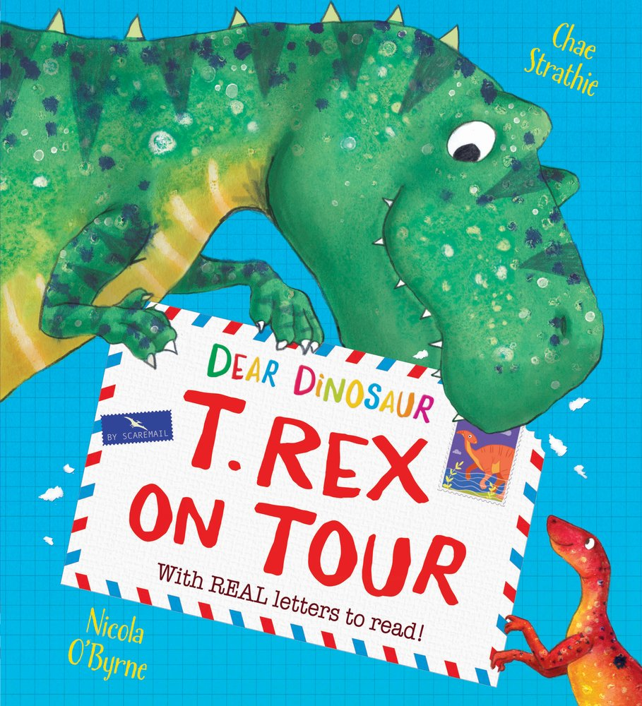 Dear Dinosaur: T. Rex on Tour pdf epub