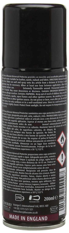 Cherry Blossom Premium Universal Protector, Lustra Zapatos Unisex Adulto, Transparente (Neutral), 20 cm