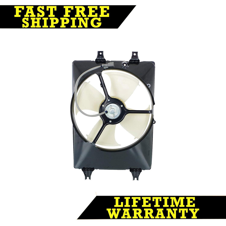 AC A/C CONDENSER COOLING FAN FOR ACURA HONDA FITS MDX PILOT 3.5 V6 AC3113106 Sunbelt Radiators