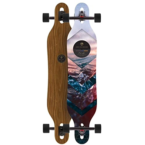 Arbor Axis Walnut 2015 Complete Longboard