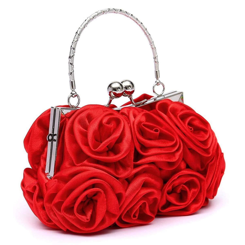 Satin Floral Ladies Day...