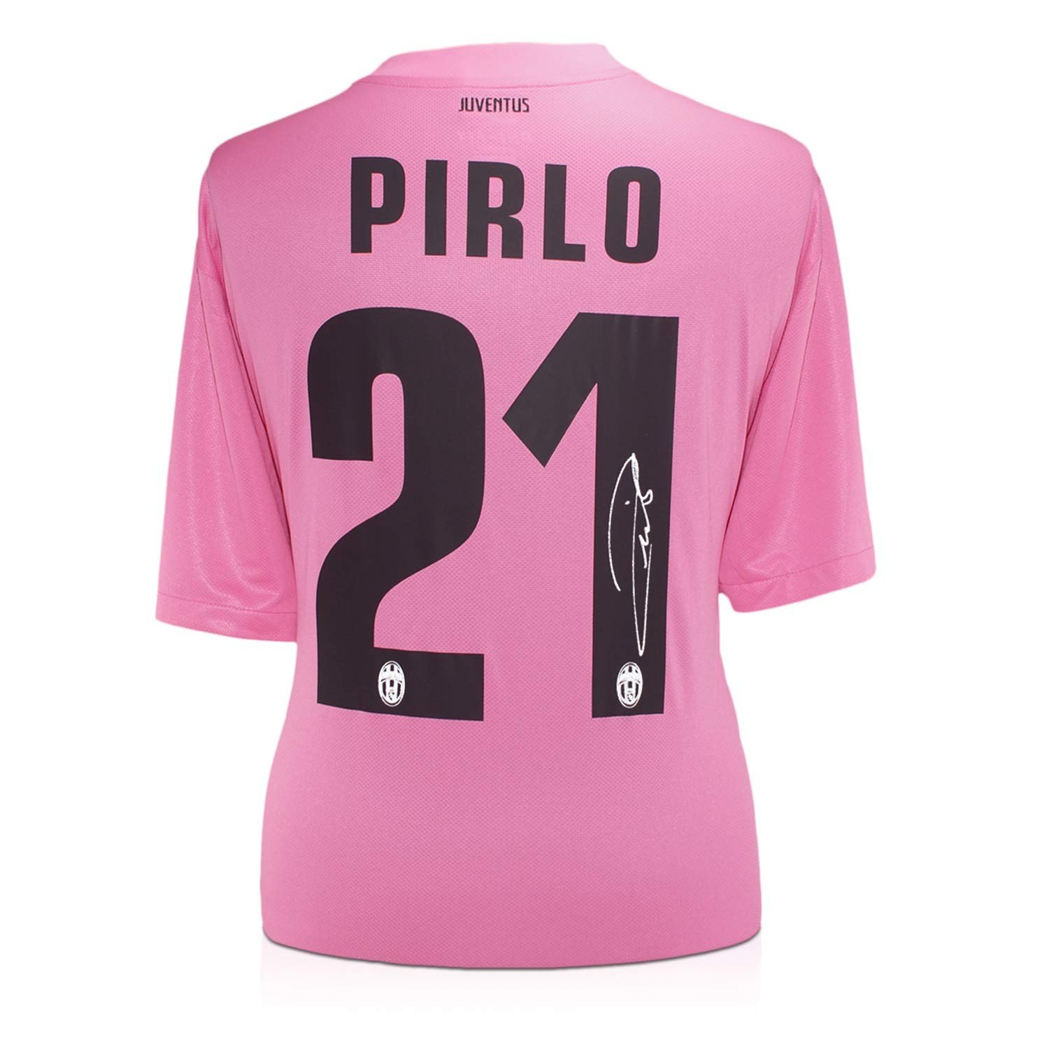 119283862 Exclusive Memorabilia Andrea Pirlo Signed Juventus 2012-13 Away Football  Shirt  Amazon.co.uk  Toys   Games