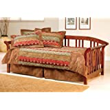 Dorchester Solid Pine Sleigh Daybed w Suspension Deck