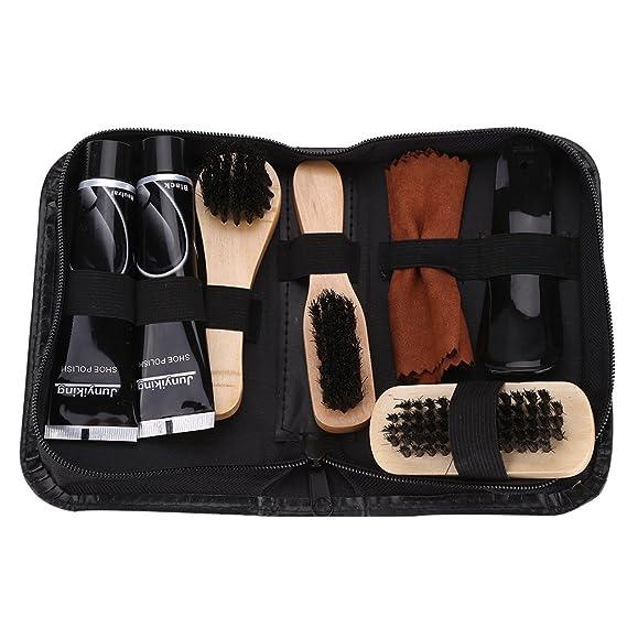 4c530aafb943 Kits de Cuidado de Zapatos, Shoe Cleaning Kit, Equipo de Viaje para ...