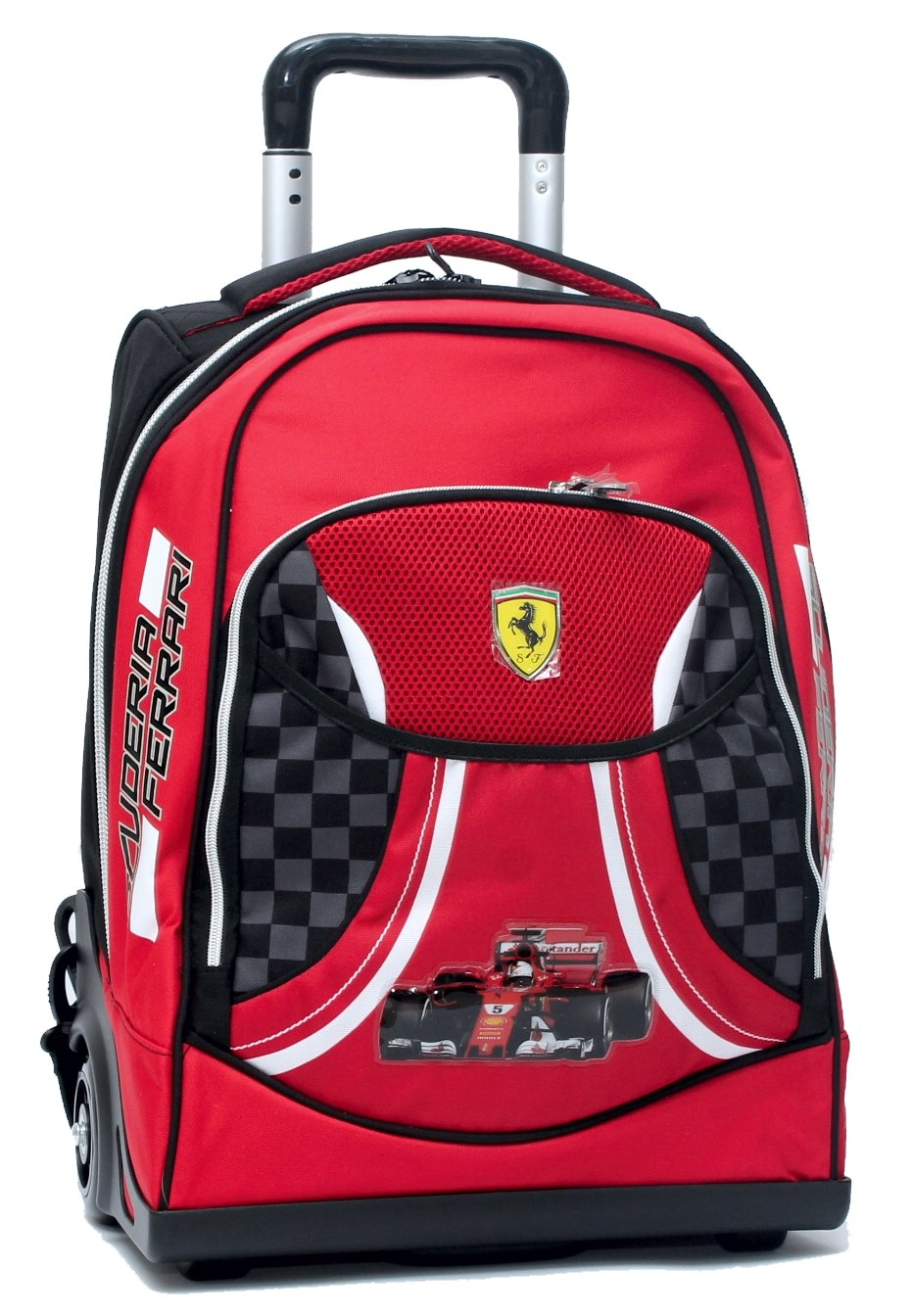 Zaino Trolley Premium Ferrari Kids Zaini e borse sportive