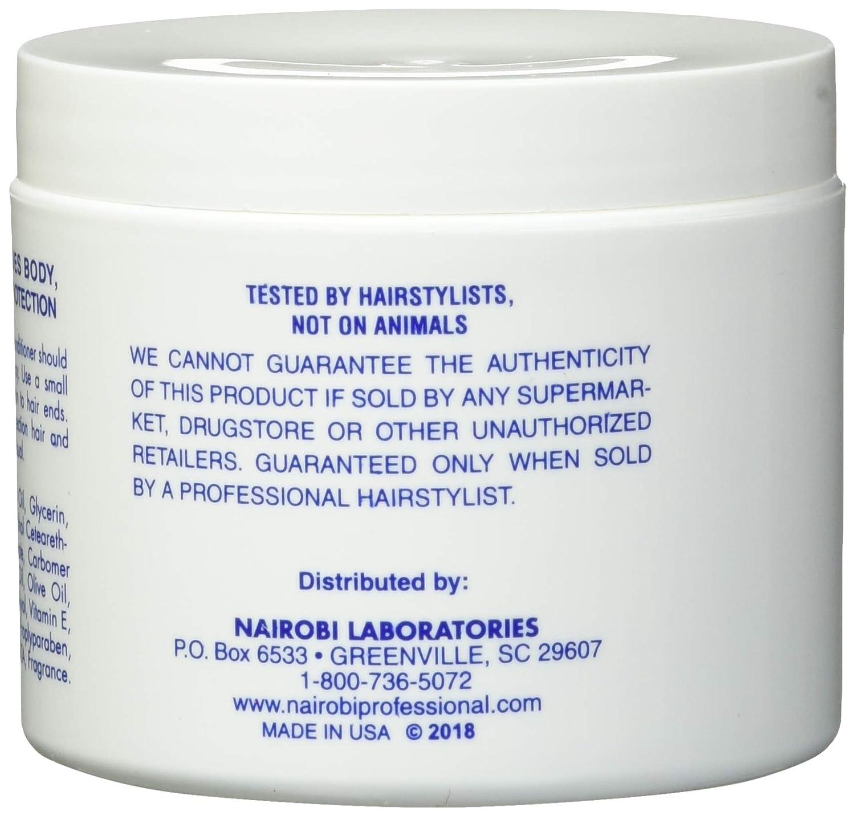 Amazon Com Nairobi Hair And Scalp Daily Moisturizing Hairdressing Unisex 4 Ounce Hair And Scalp Treatments Beauty