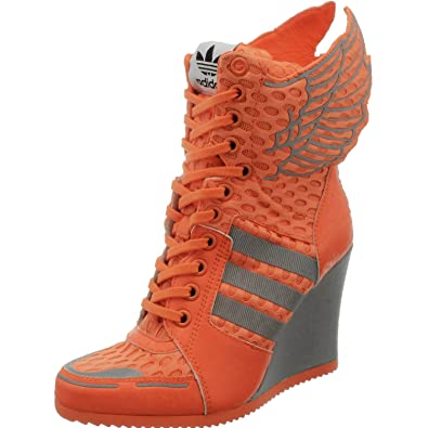 adidas Originals Jeremy Scott Athletic Wings Wedge Boots