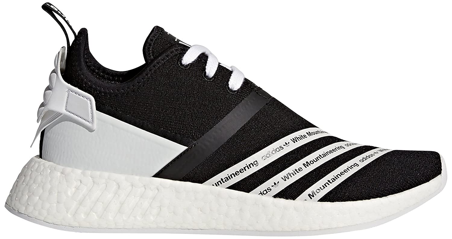 san francisco a7a8f 015eb Amazon.com | adidas Originals Men's Wm NMD R2 Pk Sneaker ...