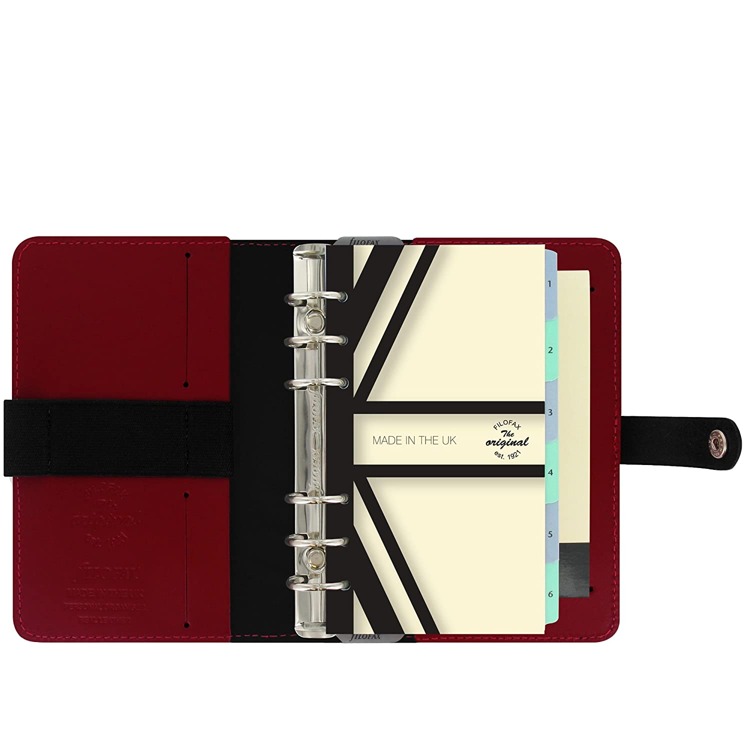 Filofax The Original Personal Organiser - Red