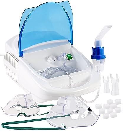 Newgen Medicals – inhaliergerät: medicinal BGE por ultrasonido mesa de inhalador para niños y adultos
