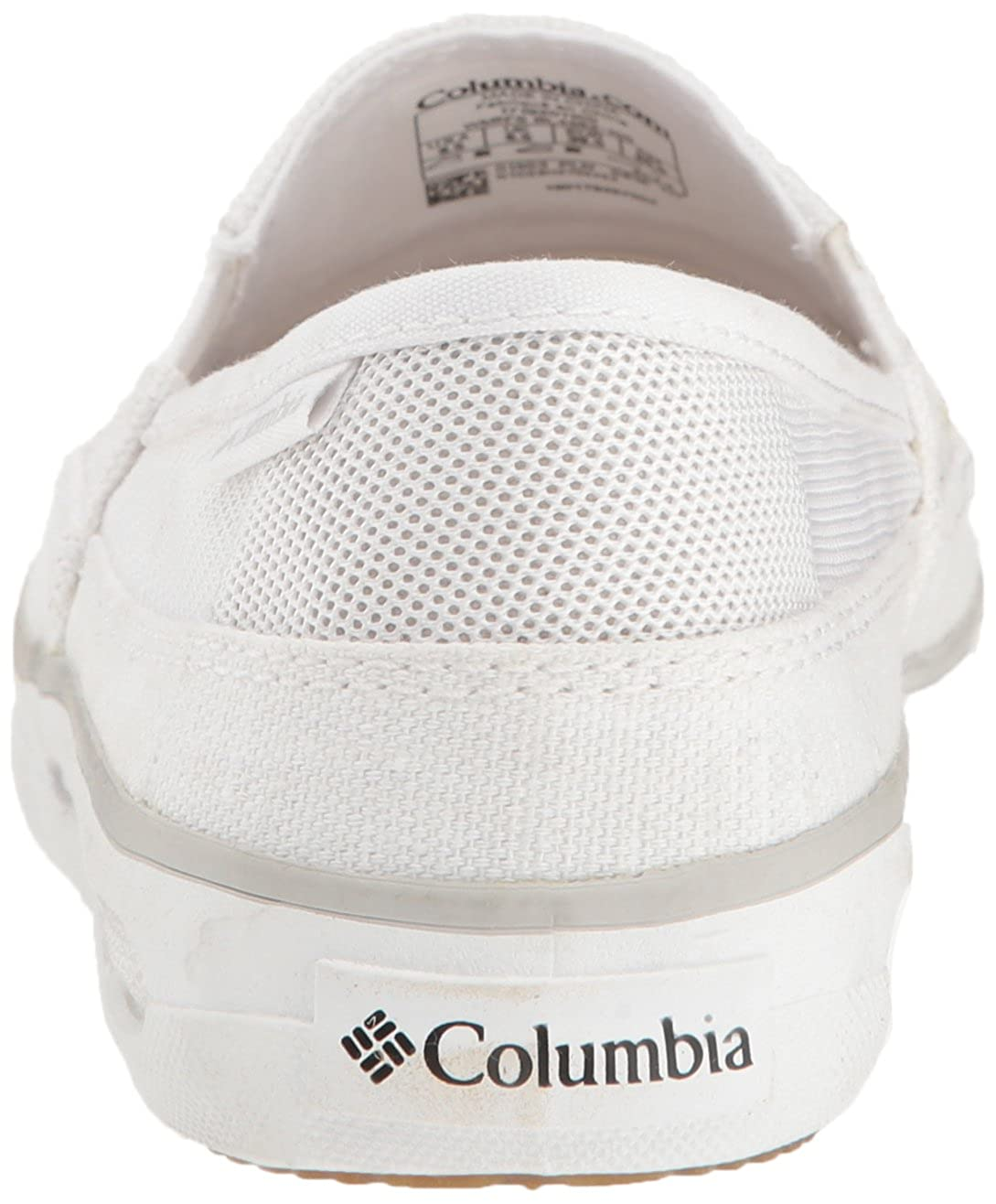 Columbia Damens's Vulc N N Vulc Vent Slip Outdoor Uniform Dress Schuhe Weiß, Cool Grau 2987f0