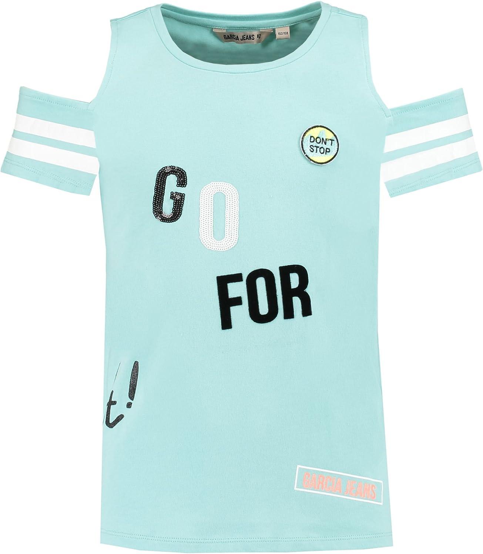 Garcia Kids M/ädchen T-Shirt Q82404