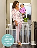Regalo Extra Wide Assembly Baby Gate
