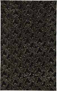 product image for Cozy Shag Coal 12' x 15' Rectangle Machine Woven Rug