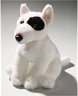 BULL TERRIER SOFT AND CUDDLY TOY: Amazon.co.uk: Toys & Games
